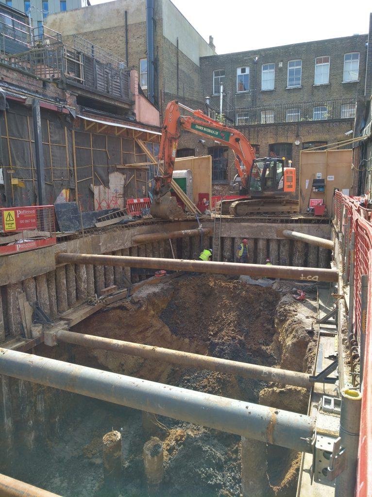 Soho House Shoreditch: Thames Materials » Blog » Bulk Dig For Soho House In