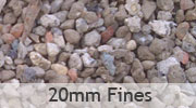 20mm fines