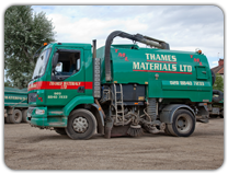Recycling at Thames Materials